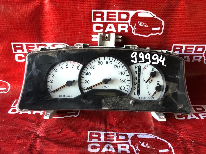 Панель приборов Toyota Corolla Runx NZE124-5002724 1NZ-A336692 2001 (б/у)
