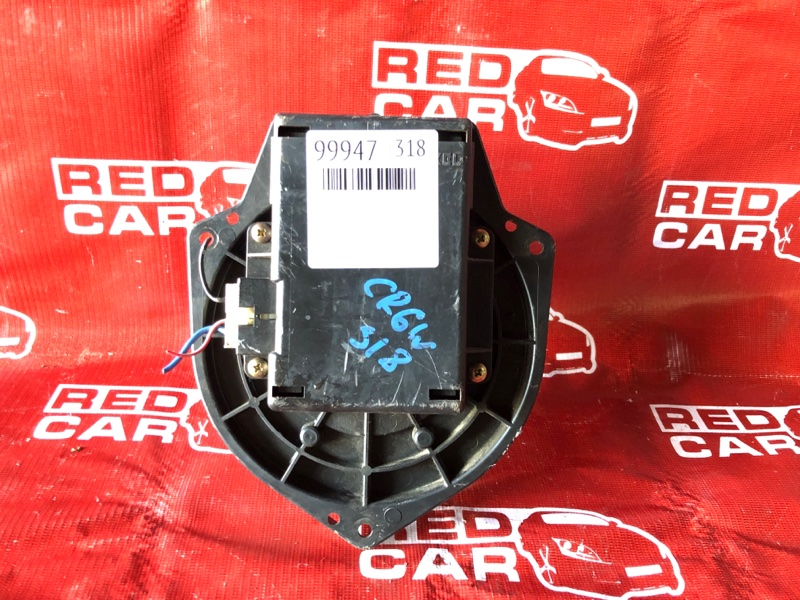 Мотор печки Mitsubishi Dion CR6W-0006739 4G94-NC4831 2001 (б/у)