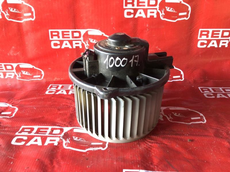 Мотор печки Toyota Alphard MNH15-0024861 1MZ-1682325 2004 (б/у)
