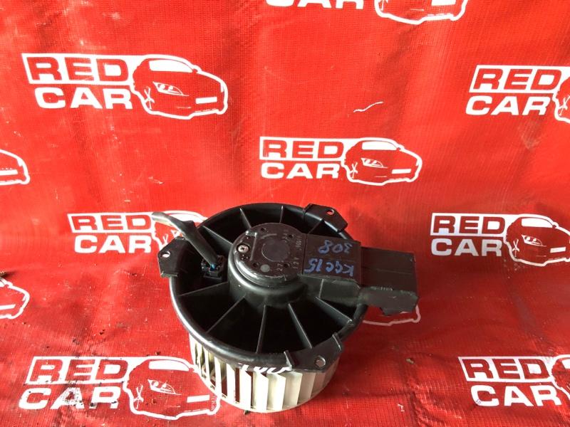 Мотор печки Toyota Passo KGC15-0018997 1KR-0180025 2005 (б/у)