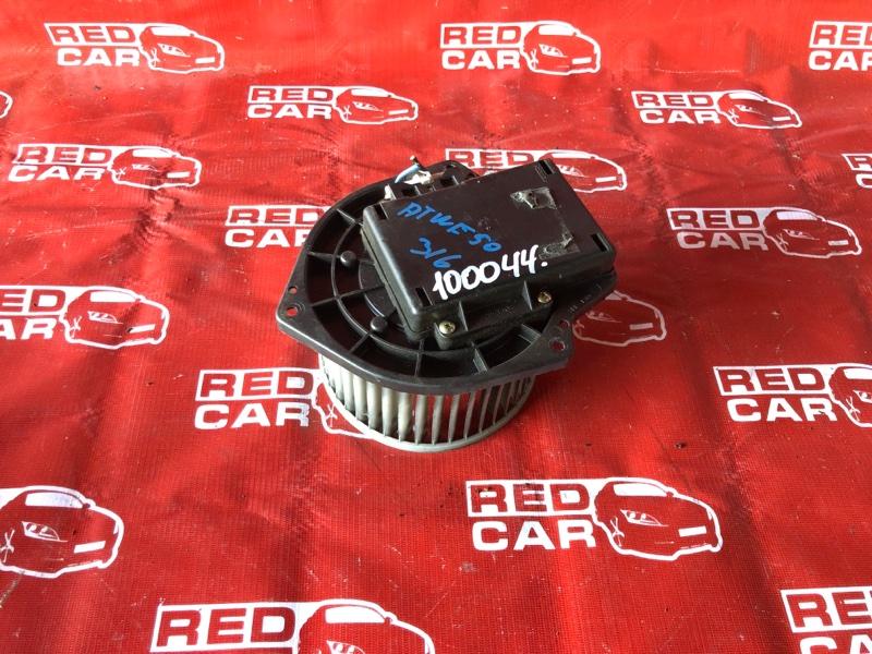 Мотор печки Nissan Elgrand ATWE50-008758 ZD30-032753A 2000 (б/у)