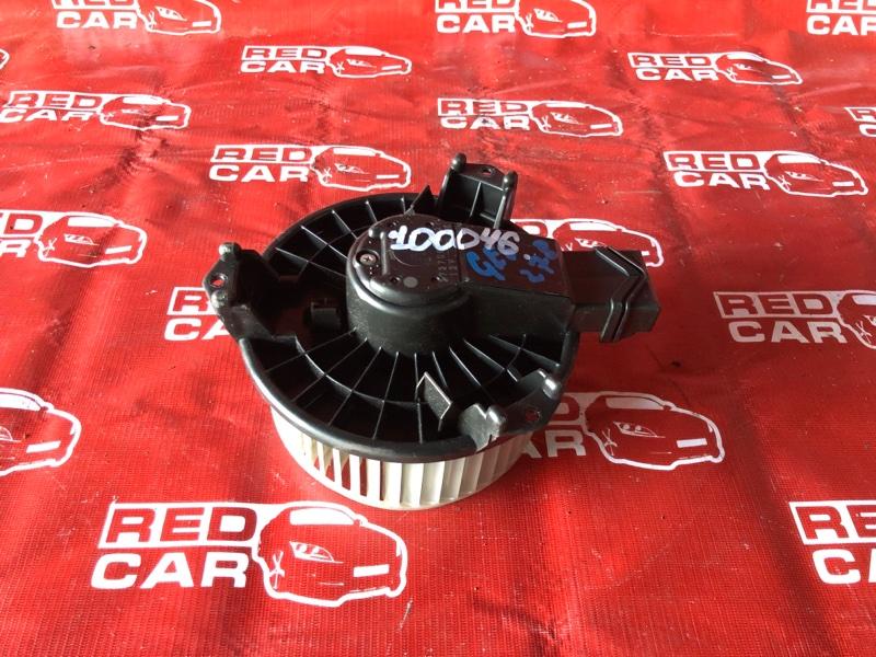 Мотор печки Honda Fit GE6-1017381 L13A-4019945 2007 (б/у)