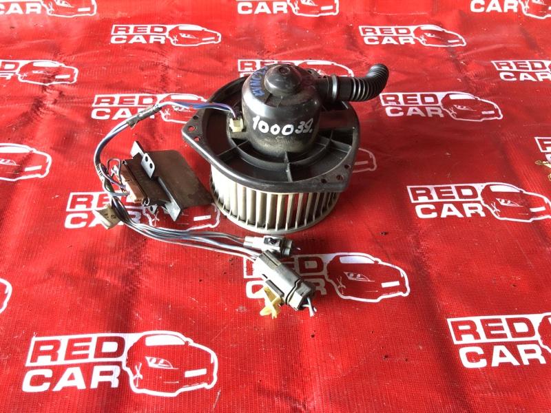 Мотор печки Nissan Serena KVNC23-451707 CD20-619166X 1997 (б/у)
