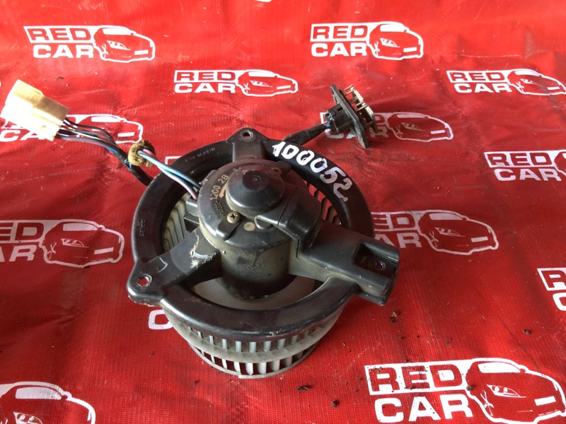 Мотор печки Toyota Funcargo NCP20-0061314 2NZ-1225202 2000 (б/у)