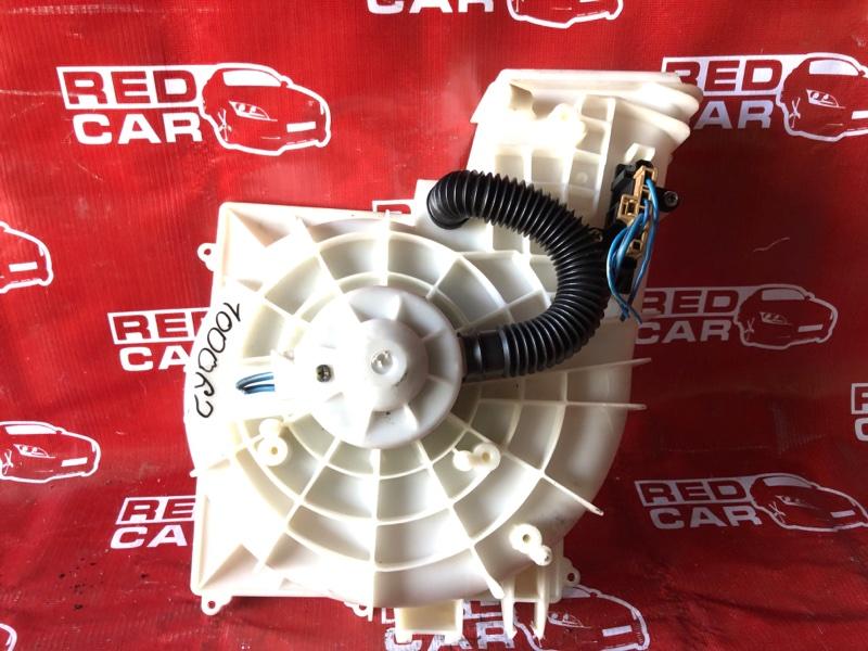 Мотор печки Nissan Bluebird Sylphy QG10-019847 QG18-375812 2001 (б/у)