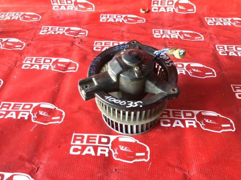 Мотор печки Toyota Bb NCP35-0012100 1NZ-A072363 2000 (б/у)