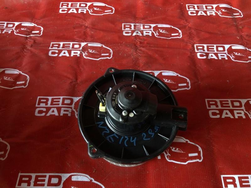 Мотор печки Toyota Allex NZE124-0060599 1NZ-C921751 2006 (б/у)