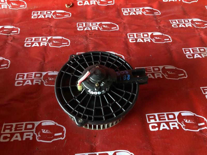 Мотор печки Honda Odyssey RB1-1066880 K24A-5526721 2004 (б/у)