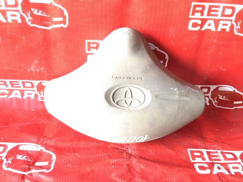 Airbag на руль Toyota Platz SCP11-0002814 1SZ-0241702 1999 (б/у)