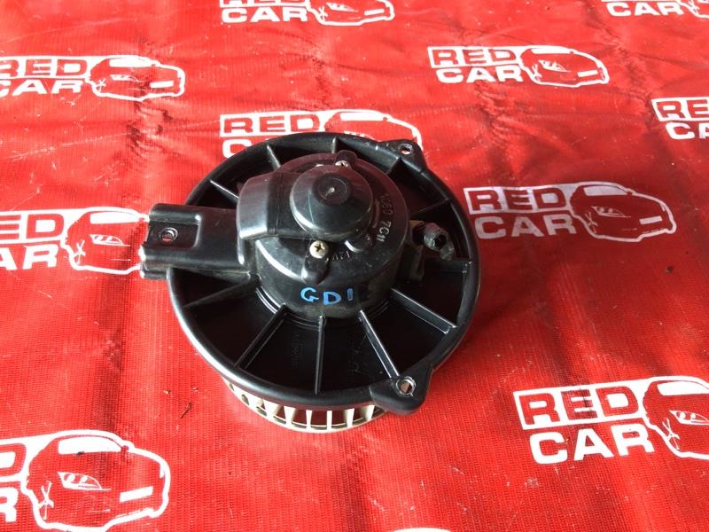 Мотор печки Honda Fit GD1-1017845 L13A-1016600 2001 (б/у)