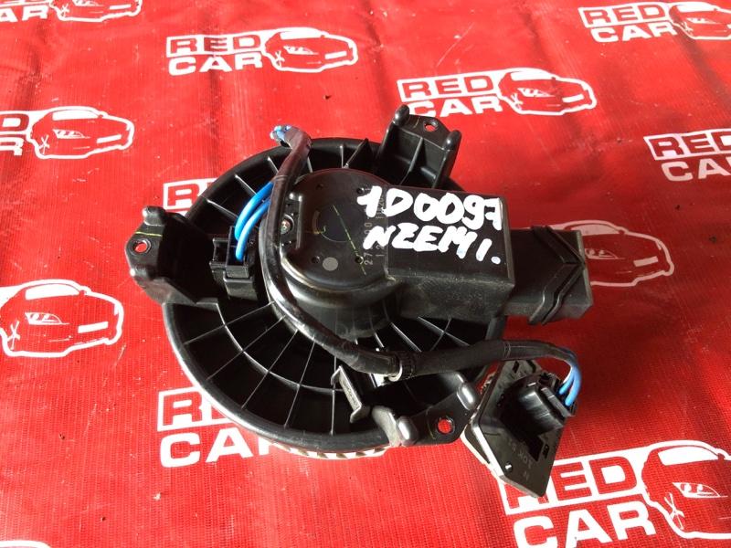 Мотор печки Toyota Corolla Fielder NZE144-9016500 1NZ-D365646 2008 (б/у)
