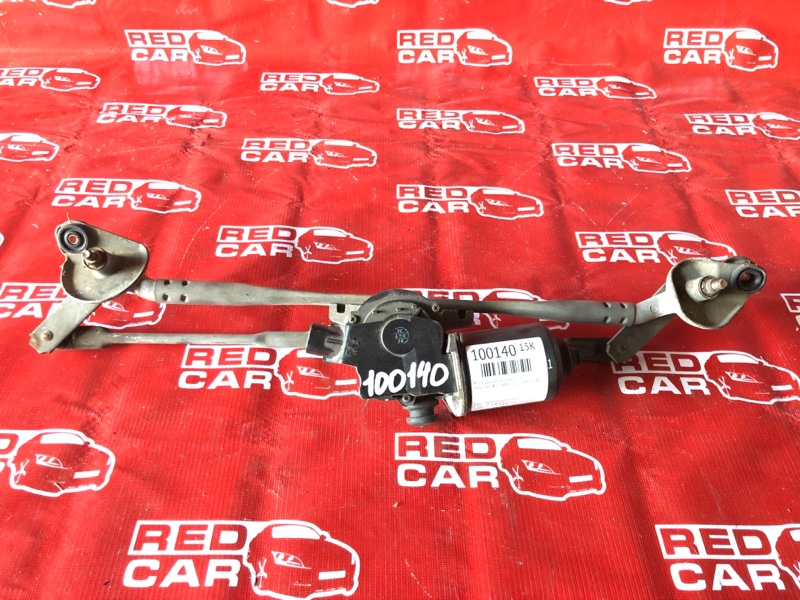 Мотор дворников Toyota Corolla NZE121-0268655 1NZ-B012374 передний (б/у)