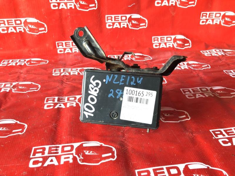 Блок abs Toyota Allex NZE124-0060599 1NZ-C921751 2006 (б/у)