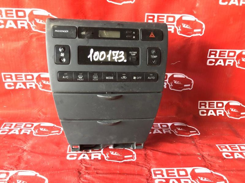 Климат-контроль Toyota Corolla Runx NZE124-5002724 1NZ-A336692 2001 (б/у)