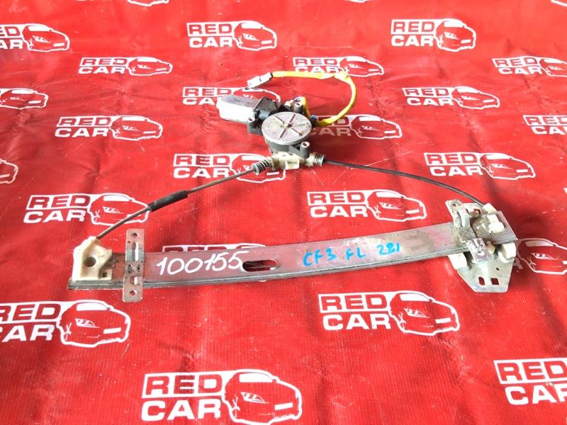 Стеклоподъемник Honda Accord CF3-1313614 F18B-2113822 2002 передний левый (б/у)