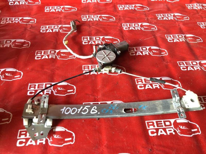 Стеклоподъемник Honda Accord CF3-1313614 F18B-2113822 2002 передний правый (б/у)