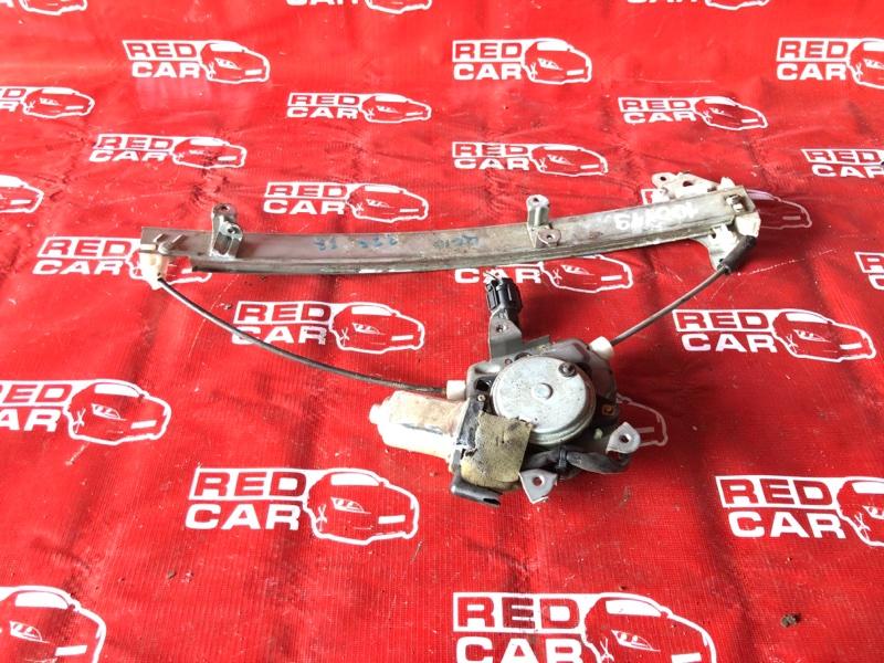 Стеклоподъемник Nissan Bluebird Sylphy QG10-019847 QG18-375812 2001 передний правый (б/у)