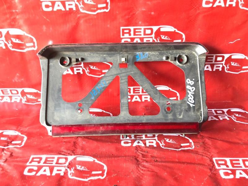 Накладка на багажник Toyota Crown JZS151-0022038 1JZ-0664158 1996 (б/у)