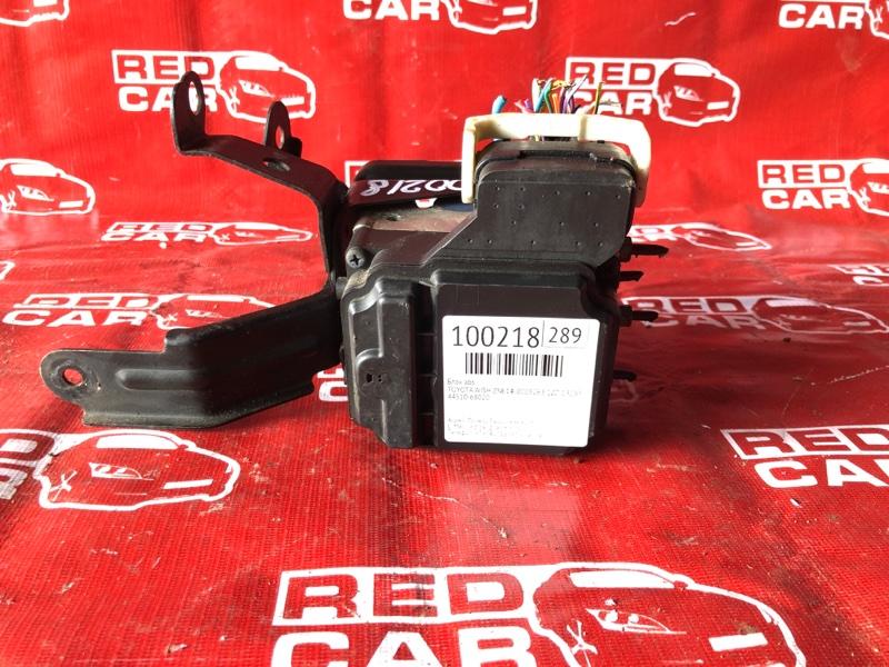 Блок abs Toyota Wish ZNE14-0003263 1ZZ-1328567 2003 (б/у)