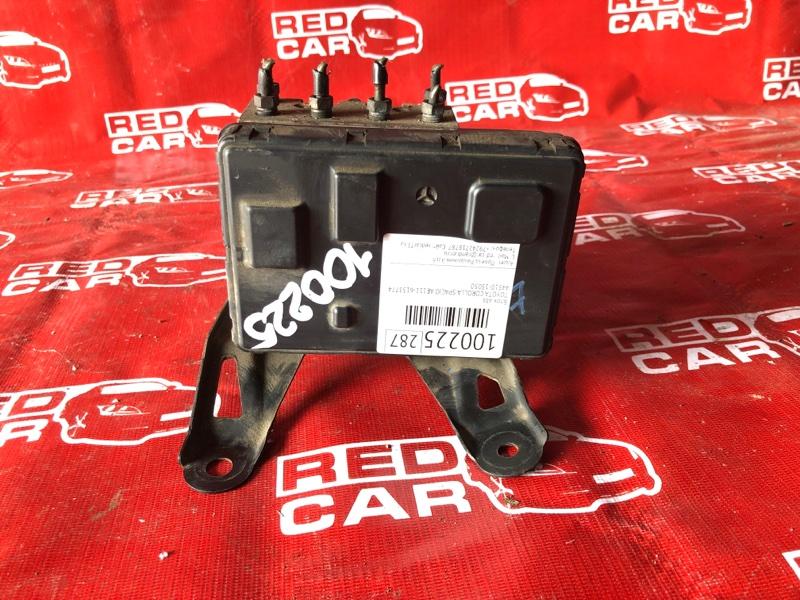 Блок abs Toyota Corolla Spacio AE111-6133774 4A-H510752 1999 (б/у)