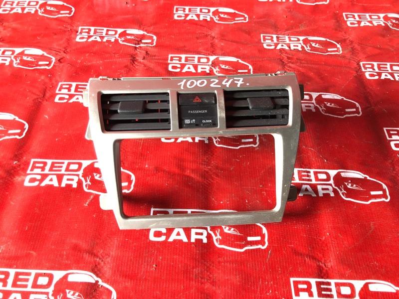 Центральная консоль Toyota Belta SCP92-1034920 2SZ-1913412 2007 (б/у)