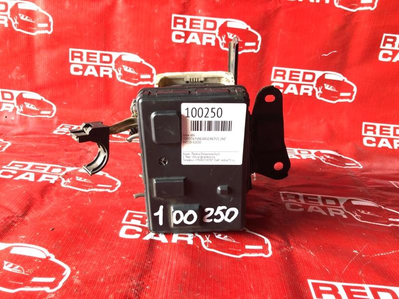 Блок abs Toyota Funcargo NCP21 2NZ (б/у)