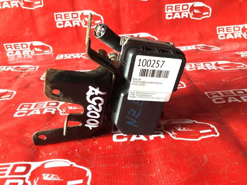 Блок abs Toyota Corolla Axio NZE141 (б/у)