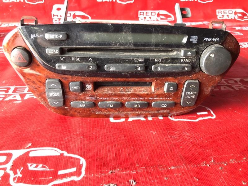 Магнитофон Toyota Vista Ardeo SV55-0013806 3S-8038421 2001 (б/у)