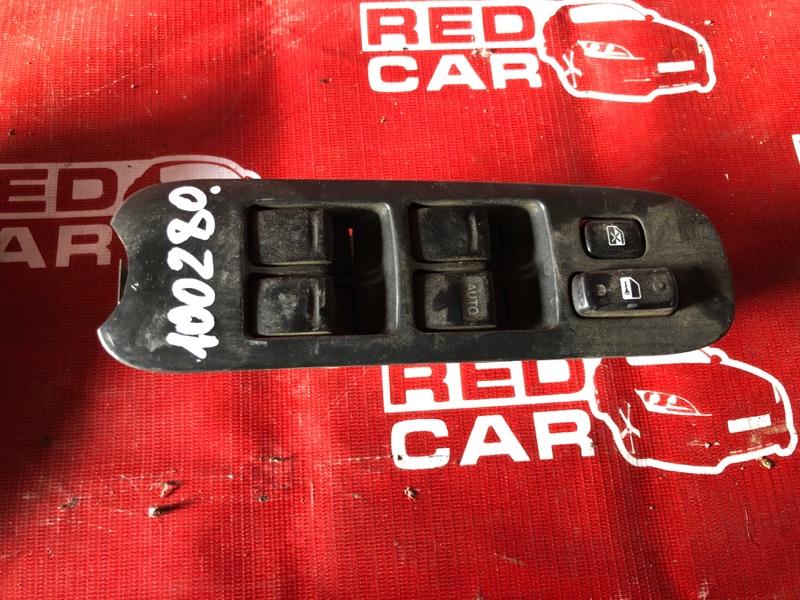 Блок упр. стеклоподьемниками Toyota Opa ZCT15-0005426 1ZZ-3773782 2001 передний правый (б/у)