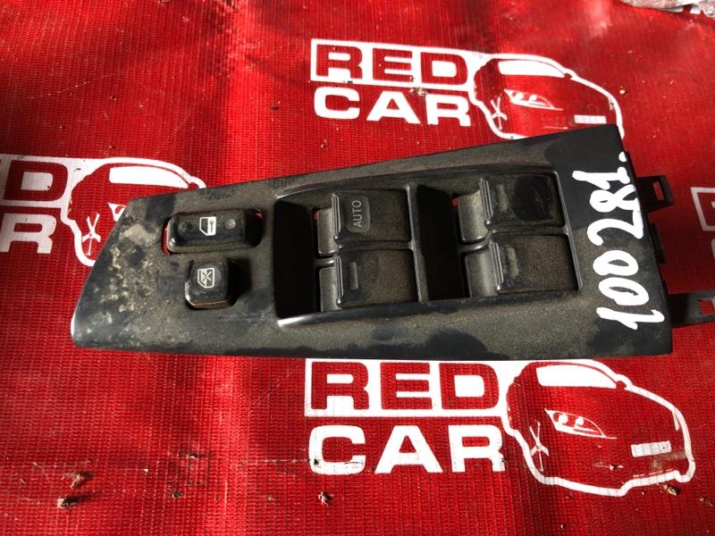 Блок упр. стеклоподьемниками Toyota Corolla Runx NZE124-5002724 1NZ-A336692 2001 передний правый (б/у)
