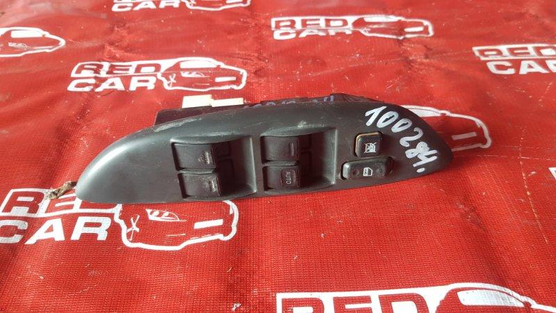 Блок упр. стеклоподьемниками Toyota Vitz SCP10-0441005 1SZ-1137842 2003 передний правый (б/у)