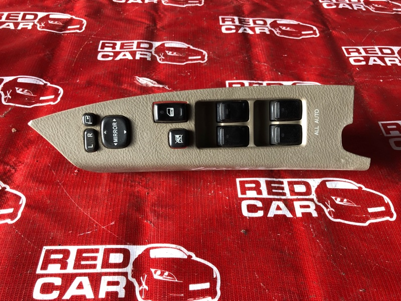 Блок упр. стеклоподьемниками Toyota Isis ANM15-0015231 1AZ-5283746 2005 передний правый (б/у)