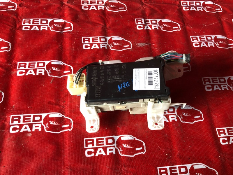 Блок предохранителей Toyota Corolla NZE121-3052598 1NZ-A188480 2001 (б/у)