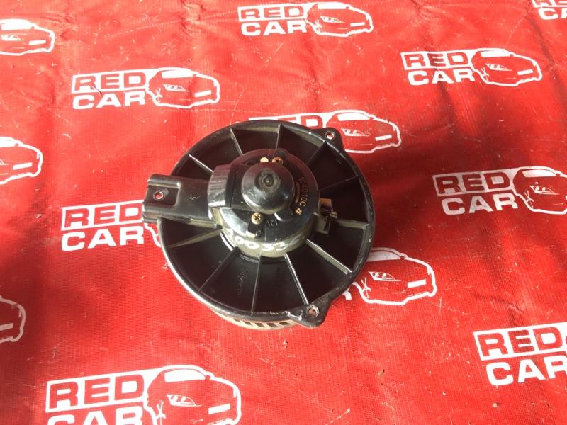 Мотор печки Toyota Caldina ST215-3058820 3S-2875162 2001 (б/у)