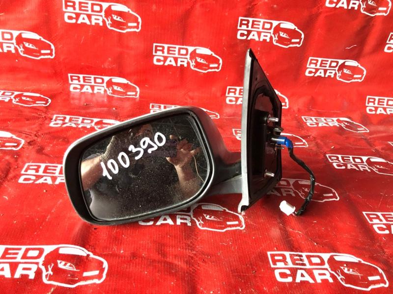 Зеркало Toyota Belta SCP92-1034920 2SZ-1913412 2007 левое (б/у)