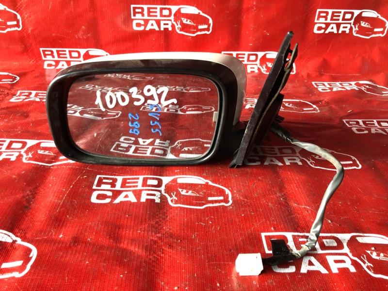 Зеркало Toyota Vista Ardeo SV55-0013806 3S-8038421 2001 левое (б/у)