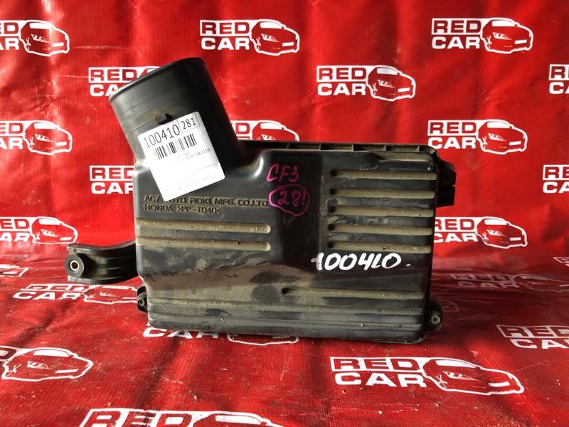 Корпус воздушного фильтра Honda Accord CF3-1313614 F18B-2113822 2002 (б/у)