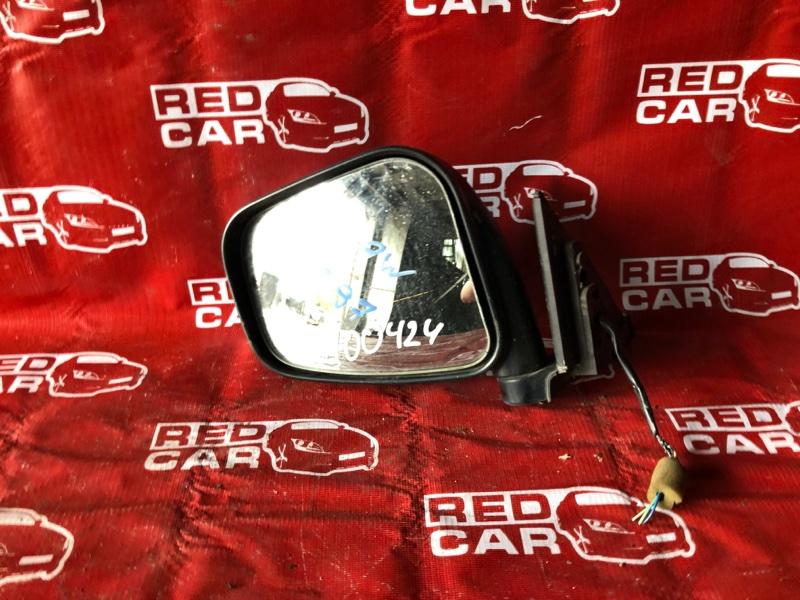 Зеркало Mitsubishi Pajero Junior H57A-0020042 4A31-544560 1996 левое (б/у)