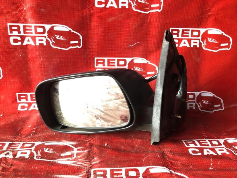 Зеркало Toyota Vitz SCP10-0441005 1SZ-1137842 2003 левое (б/у)