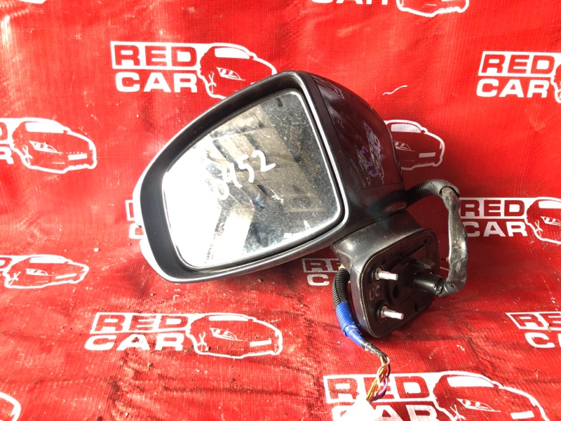 Зеркало Honda Fit GK3-1244304 L13B-1349753 2017 левое (б/у)