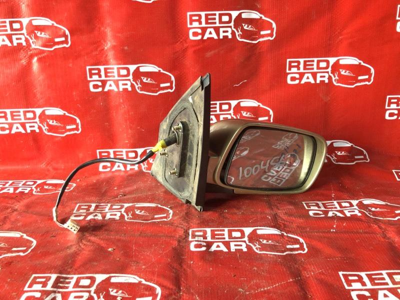 Зеркало Toyota Platz SCP11-0002814 1SZ-0241702 1999 правое (б/у)