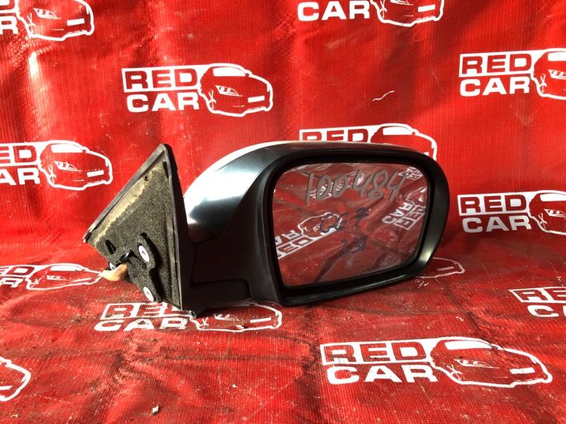 Зеркало Subaru Impreza GE7-003516 EJ20-E296245 2010 правое (б/у)