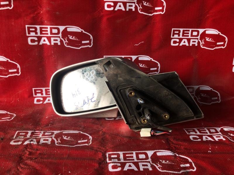 Зеркало Toyota Opa ZCT15-0005426 1ZZ-3773782 2001 левое (б/у)