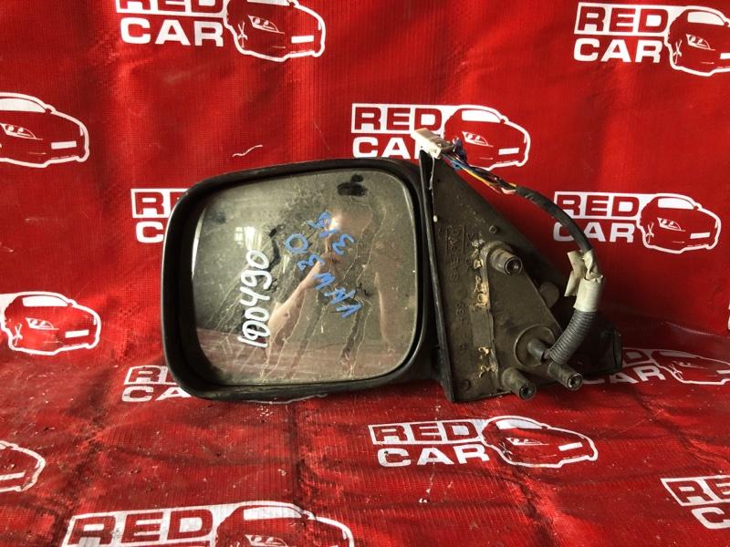Зеркало Nissan Largo VNW30-013710 CD20-438802X 1995 левое (б/у)