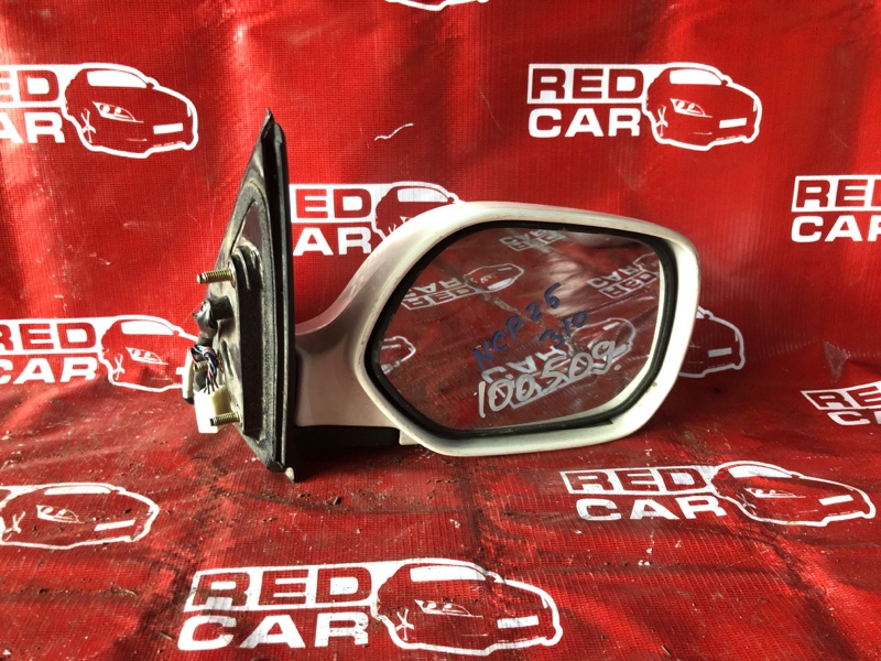 Зеркало Toyota Funcargo NCP25-0025405 1NZ-A194702 2001 правое (б/у)