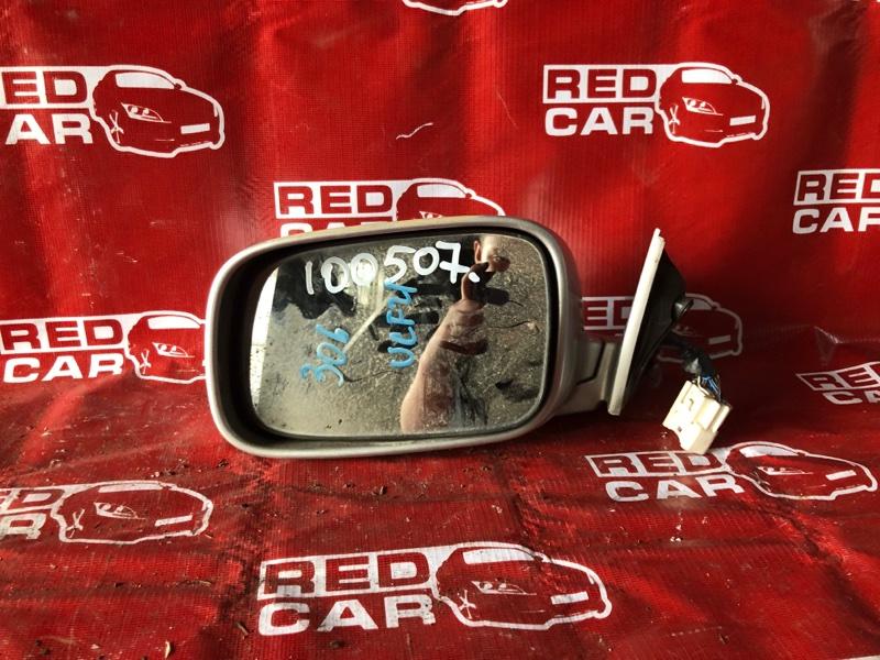 Зеркало Toyota Celsior UCF21-0004694 1UZ-0487053 левое (б/у)