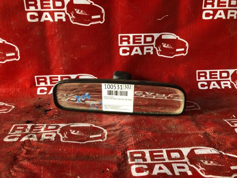 Зеркало салона Toyota Voxy ZRR75-0007491 3ZR-4040238 2007 (б/у)