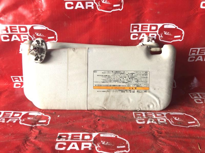 Козырек солнцезащитный Toyota Voxy ZRR75-0007491 3ZR-4040238 2007 (б/у)