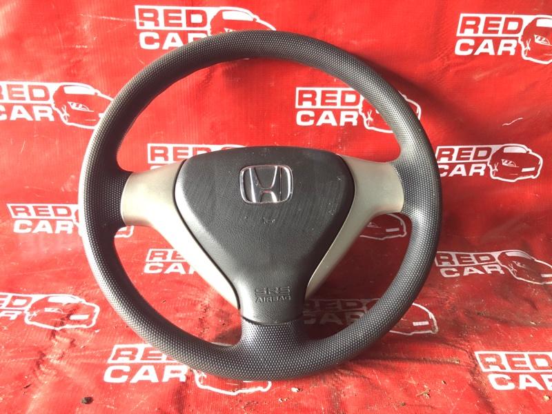 Руль Honda Fit GD1-2152420 L13A-2058118 2004 (б/у)