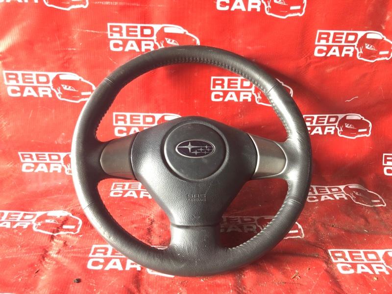 Руль Subaru Impreza GE7-003516 EJ20-E296245 2010 (б/у)